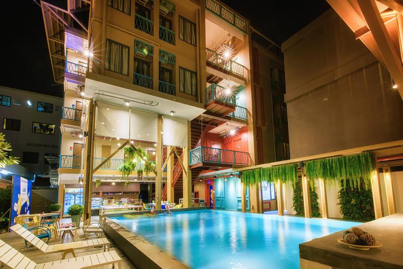 HOSTEL - Lub d Cambodia Siem Reap