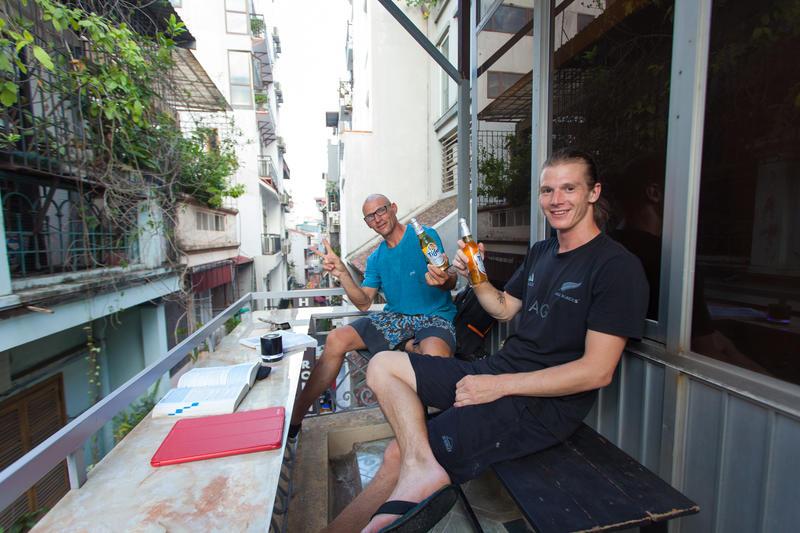 Backpacker Hanoi Hostel