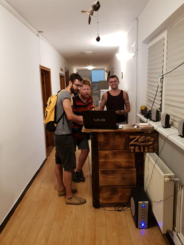 Zen Tribe Hostel Bucharest
