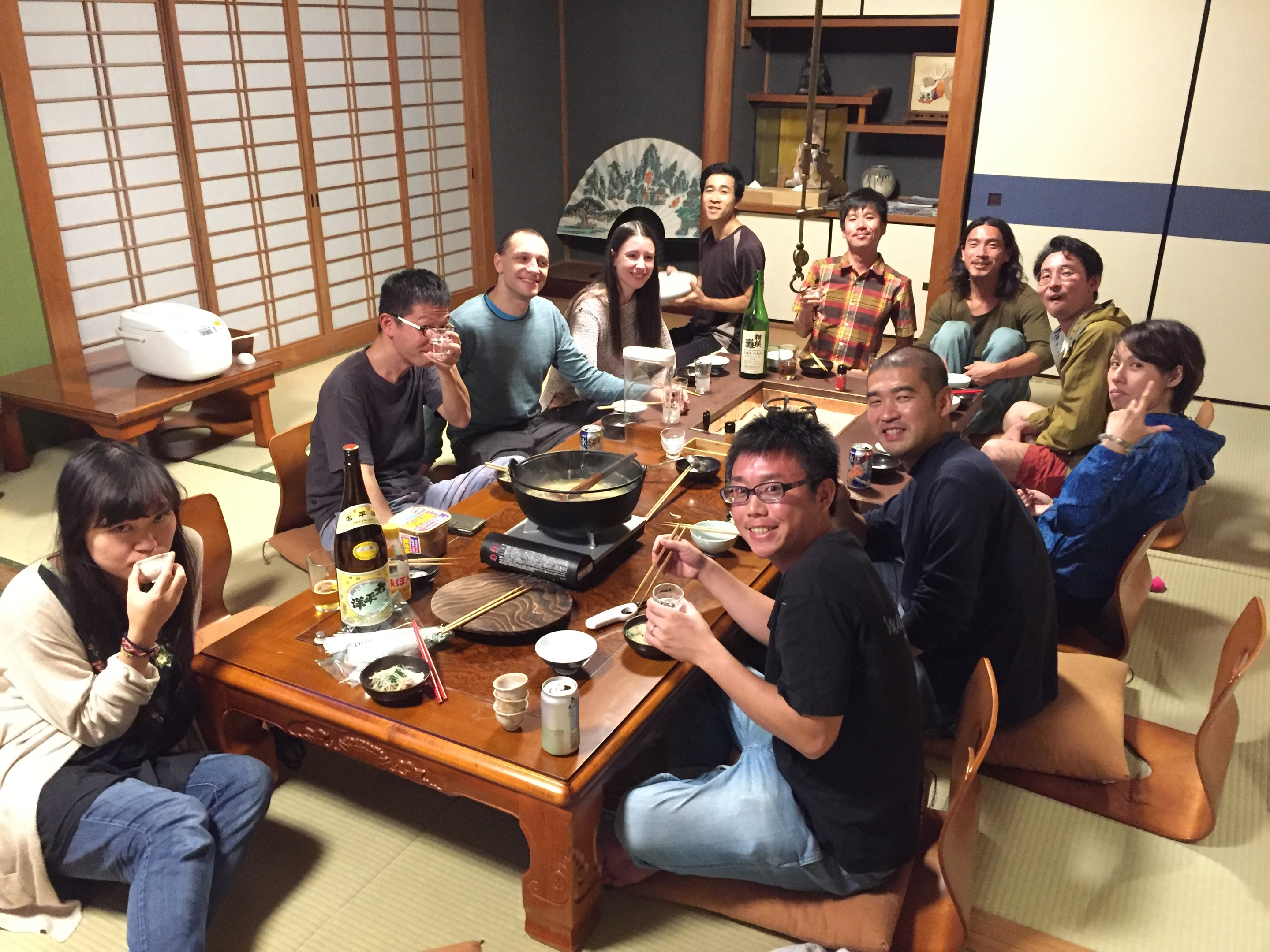 J-Hoppers Kumano Yunomine Guesthouse