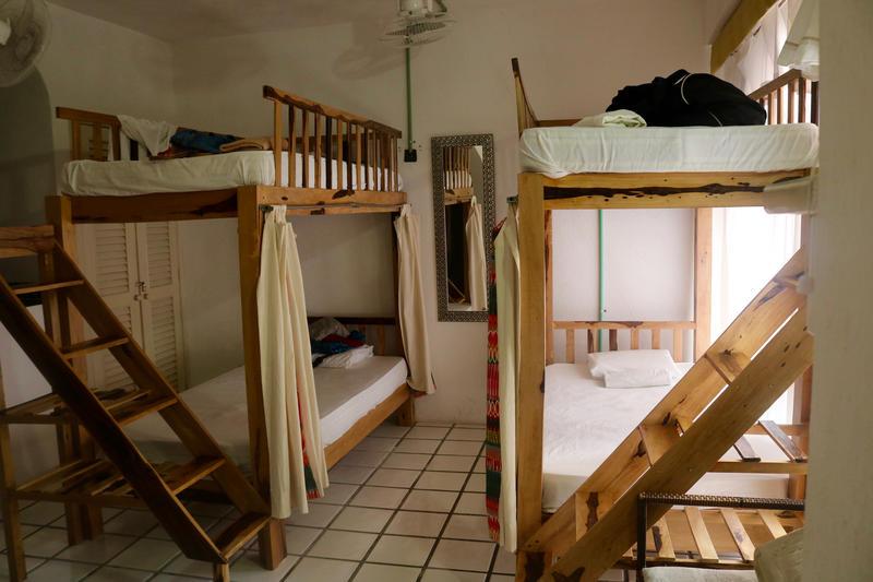 Hostel La Isla Playa del Carmen