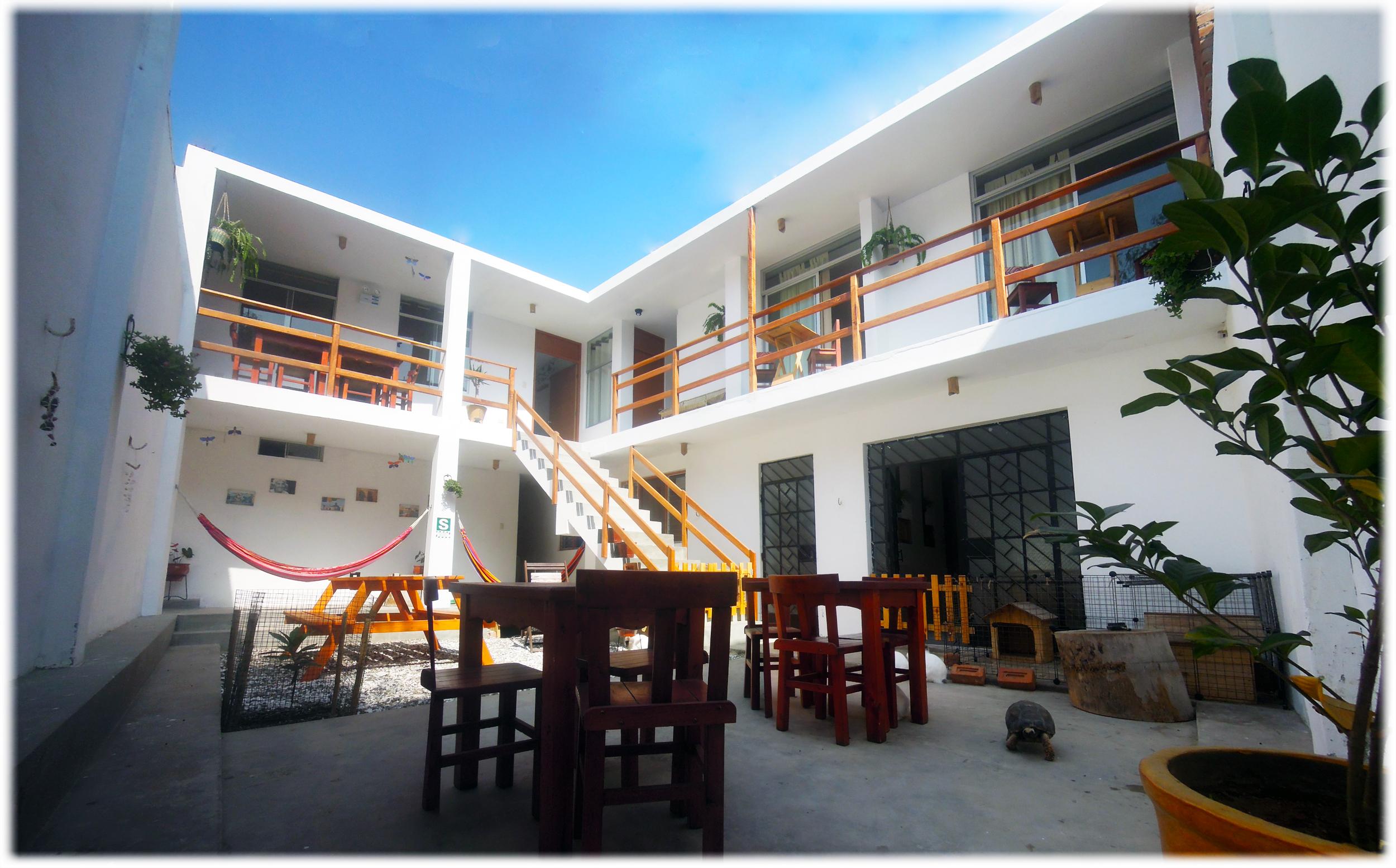 ATMA Hostel & Yoga