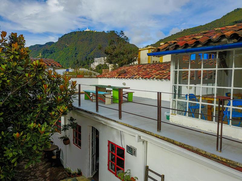 Botanico Hostel Bogota