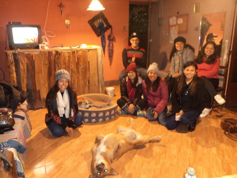 Tony's House Hostel Huaraz