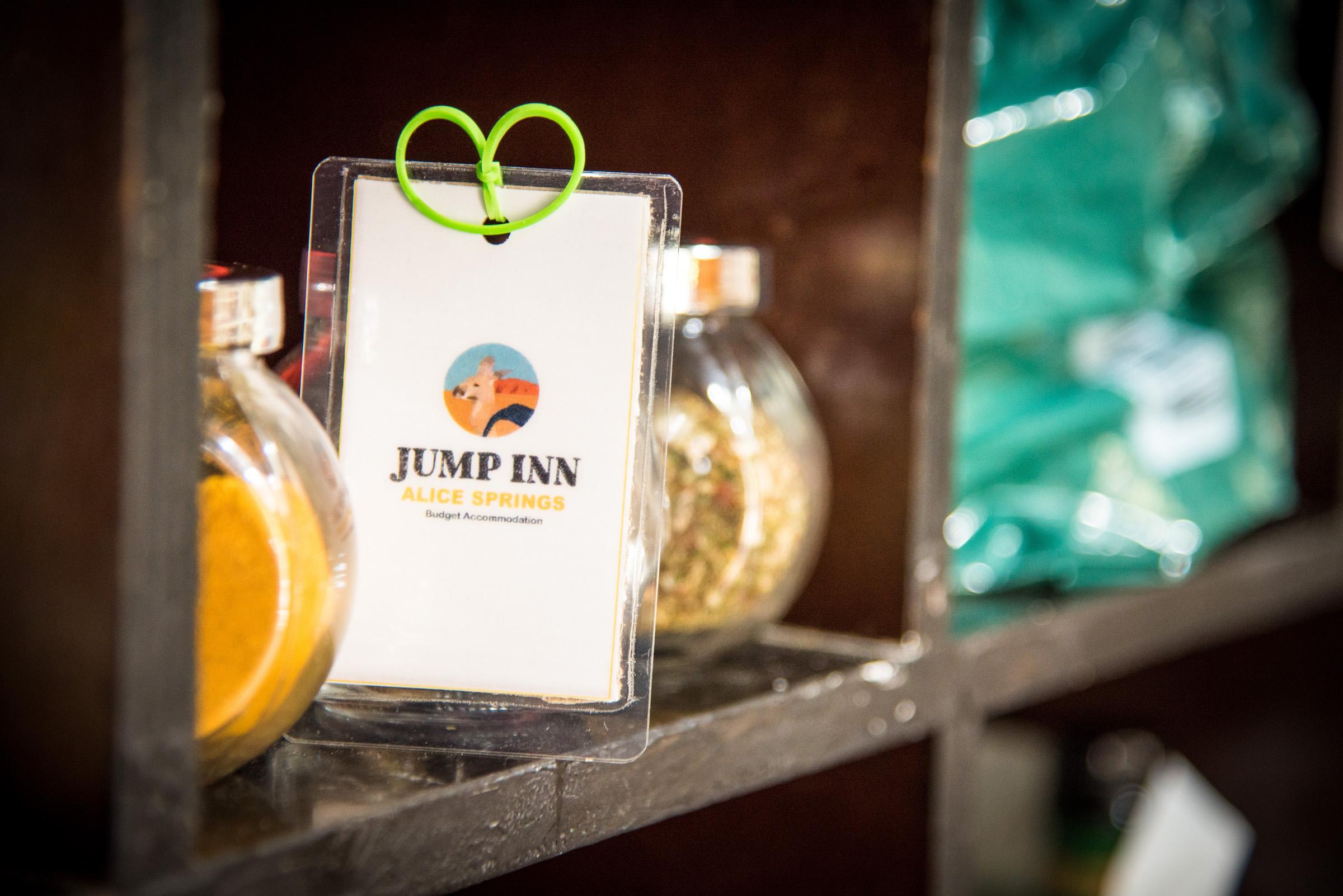 Jump Inn Alice