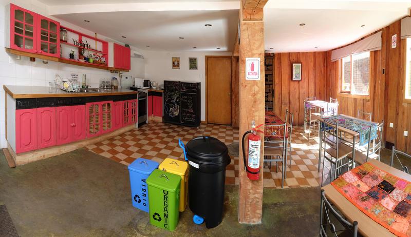Hostal Rio Libre Pucon