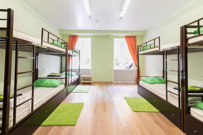 Nice Hostel Mokhovaya