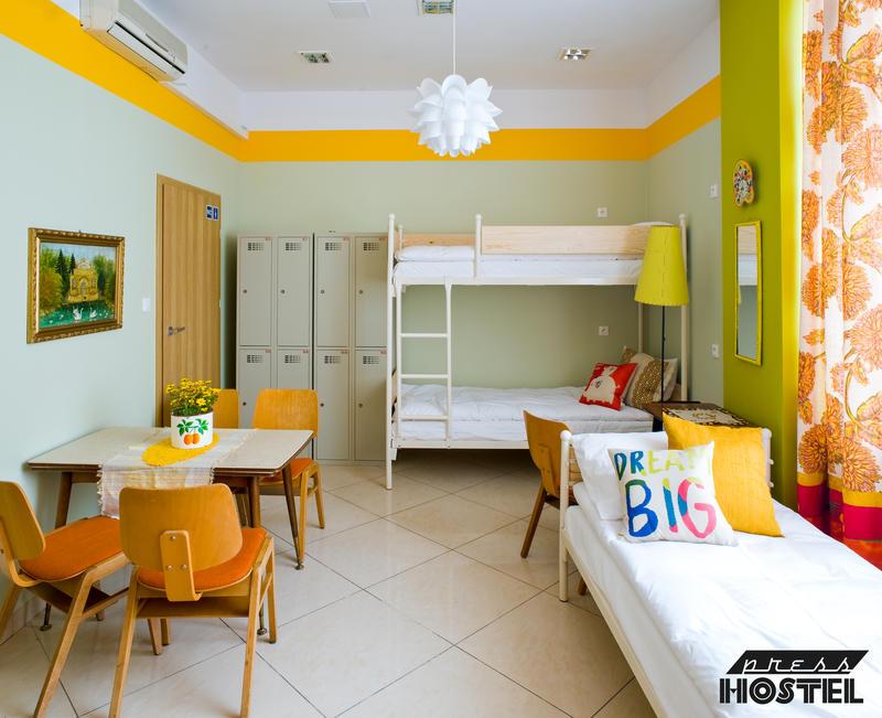Press Hostel