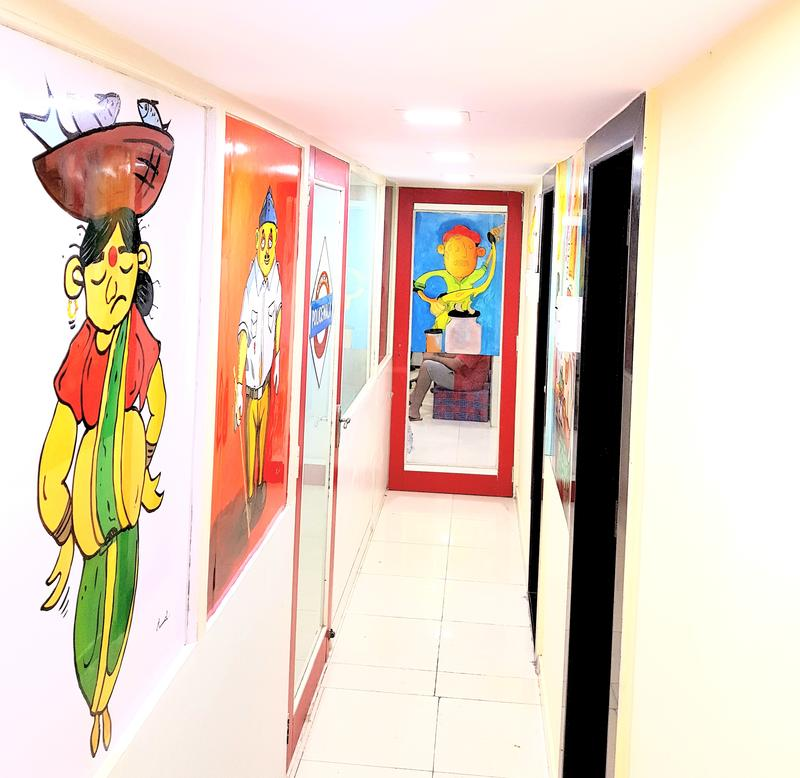 Airport Hostel by Bombay Backpackers