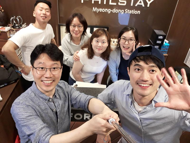 HOSTEL - Philstay Myeongdong Station