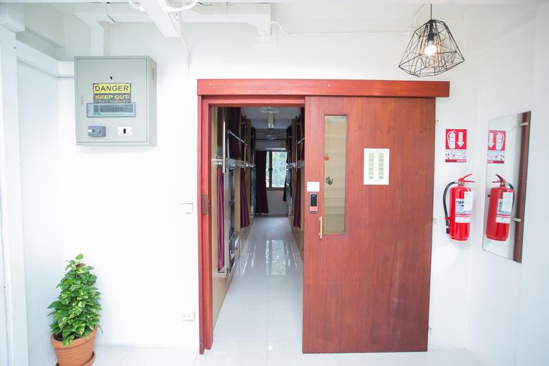 HOSTEL - AlphaBed Hostel