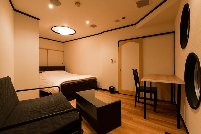 HOSTEL - Tokyo Guest House Ouji Music Lounge