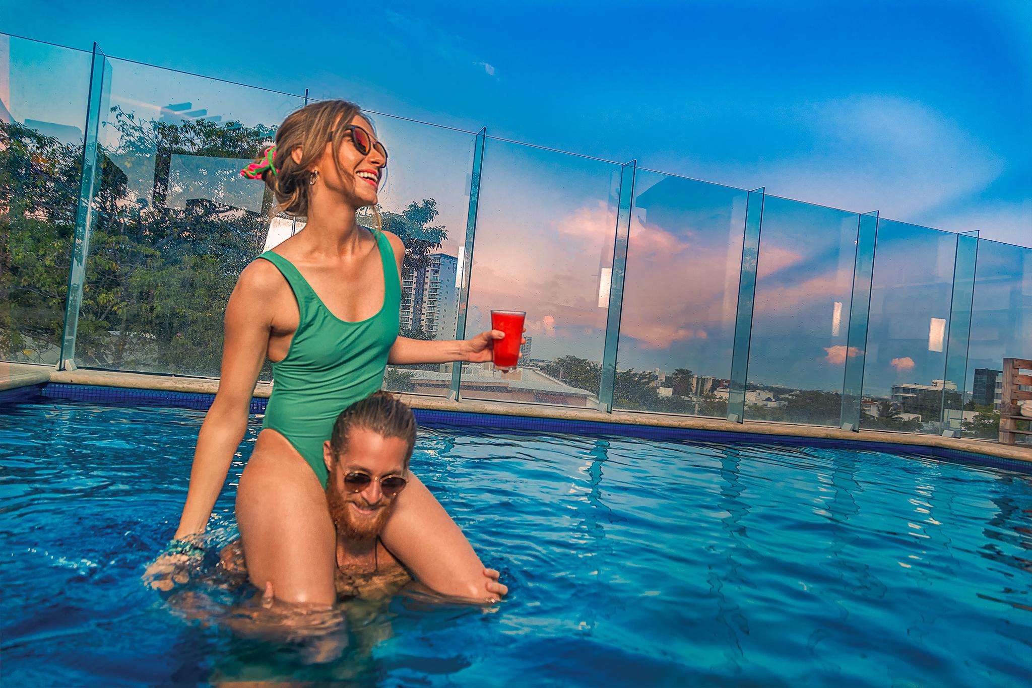 Nomads Hostel & Bar Cancun
