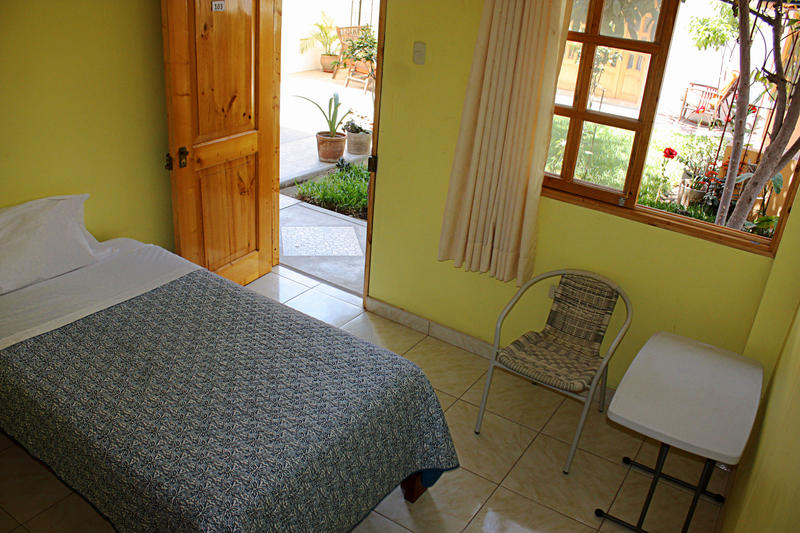 El Huerto Hostel