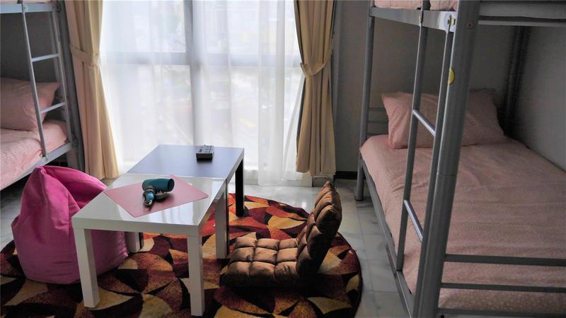 KLCC Dorm Hostel