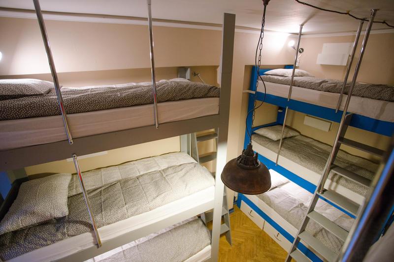 SubWay Hostel