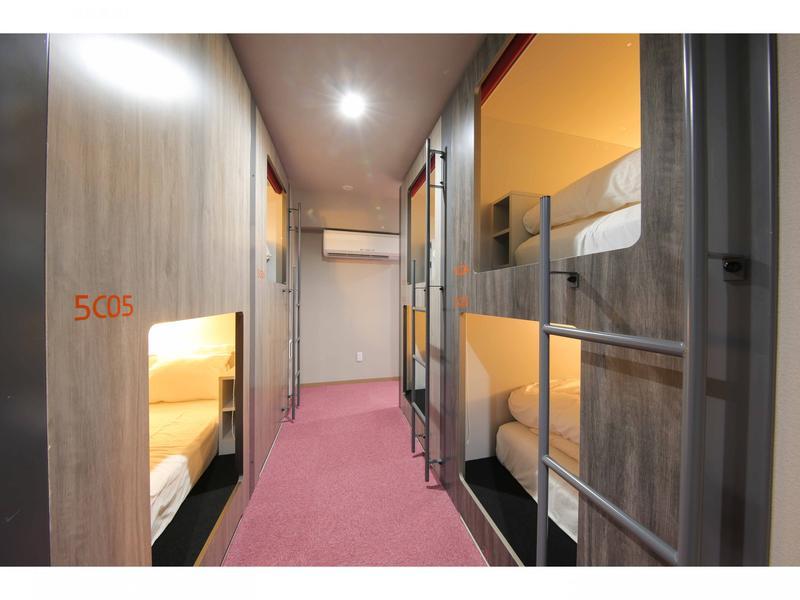 HOSTEL - Beagle Tokyo Hostel & Apartments