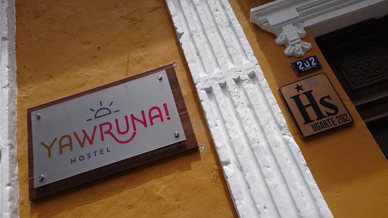 Yawruna Hostel