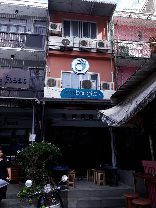 HOSTEL - Dpm Bangkok Hostels Bar & Travel