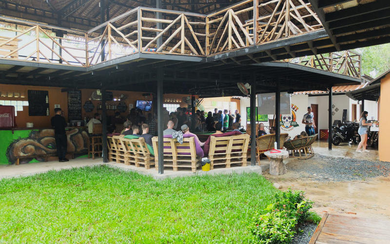 Jumanji Hostel