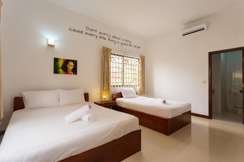 HOSTEL - Babel Siem Reap Guesthouse