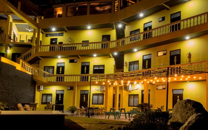 The Hosteller Rishikesh