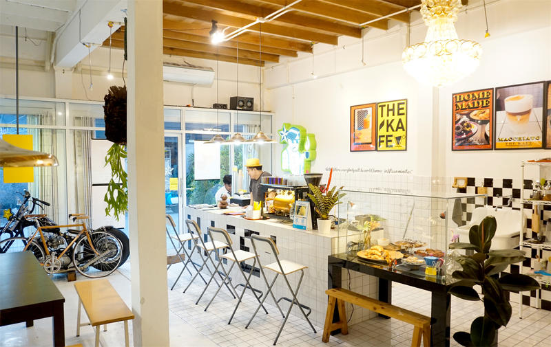 HOSTEL - WYH. Boutique & Design Hostel Bangkok