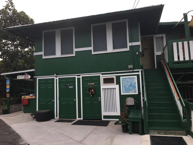 Kona Beach Hostel