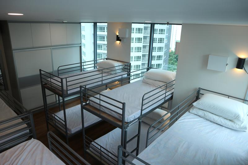 HOSTEL - The 32 Dorms KLCC