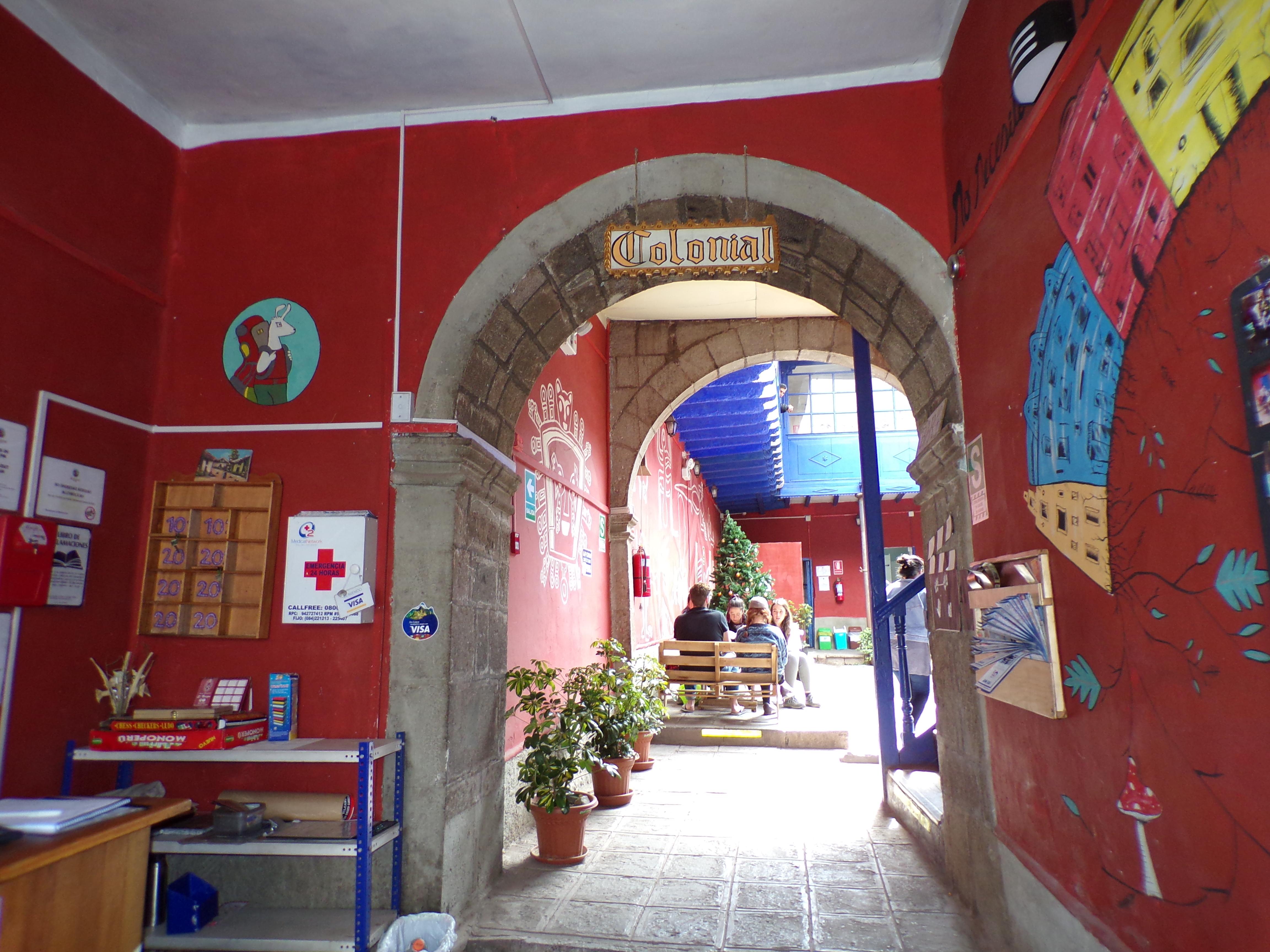 Tunqui Meloc Hostel