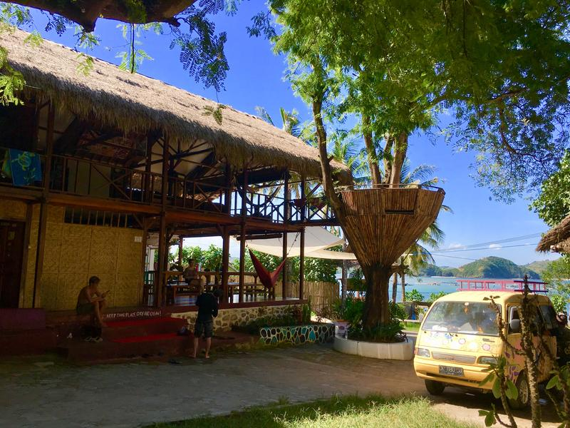 Surf Hostel Lombok