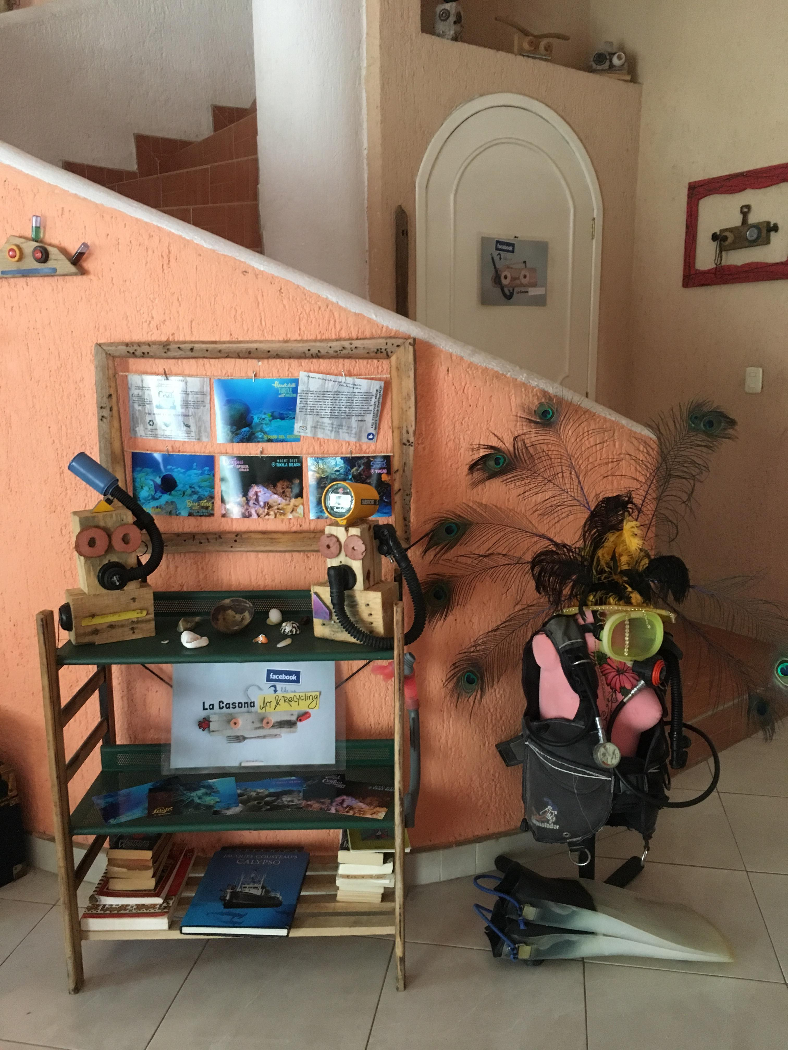 La Casona Art & Recycling