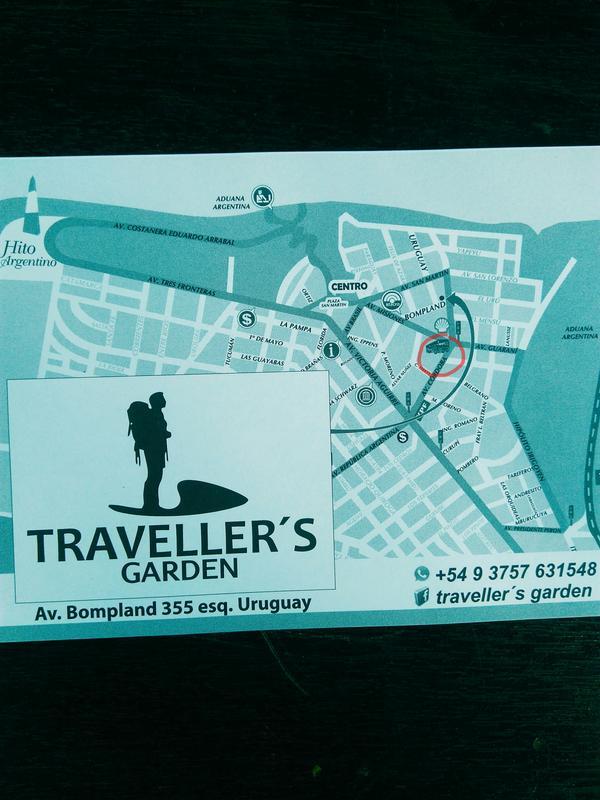 Travellers Garden