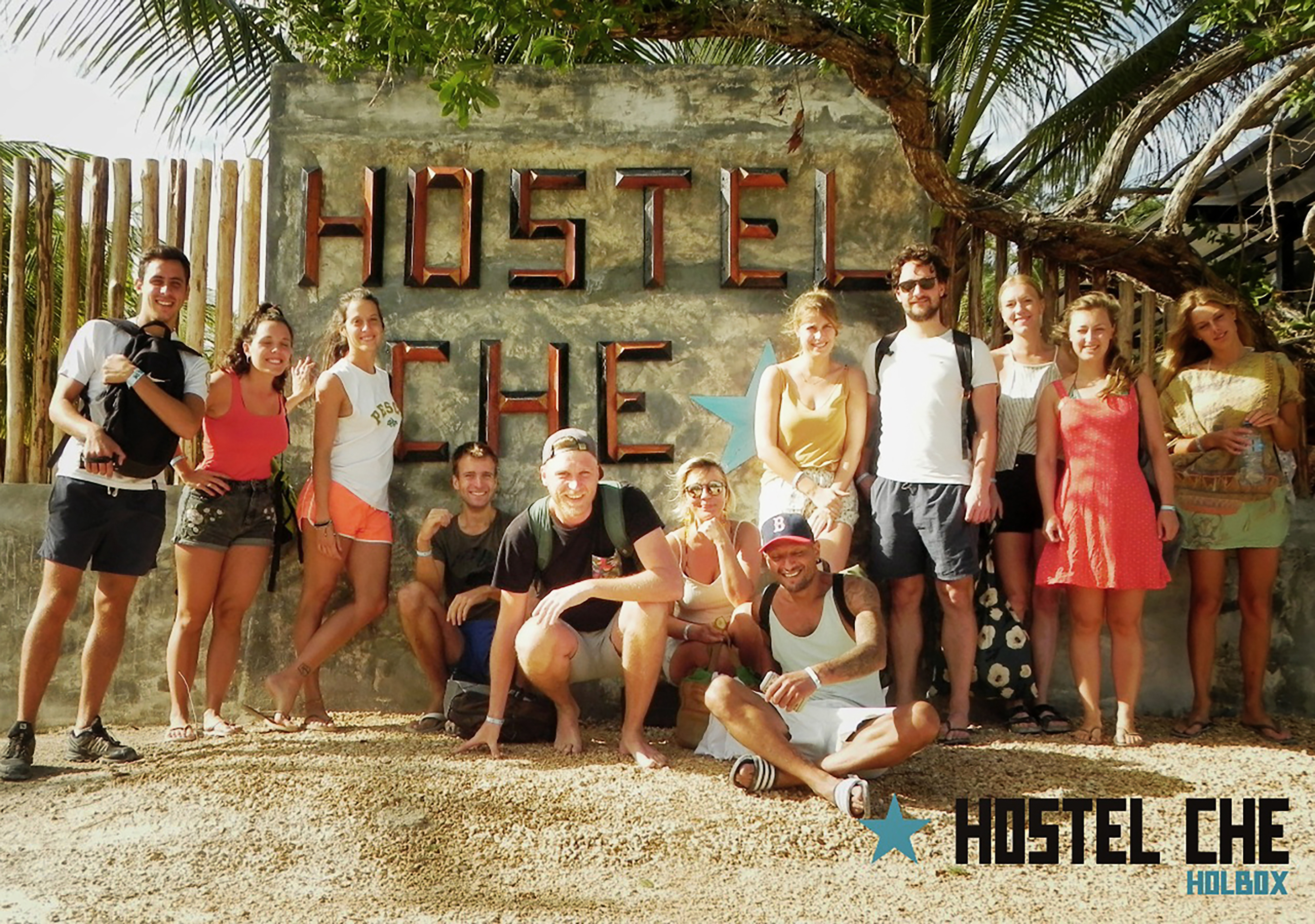 Hostel Che Holbox