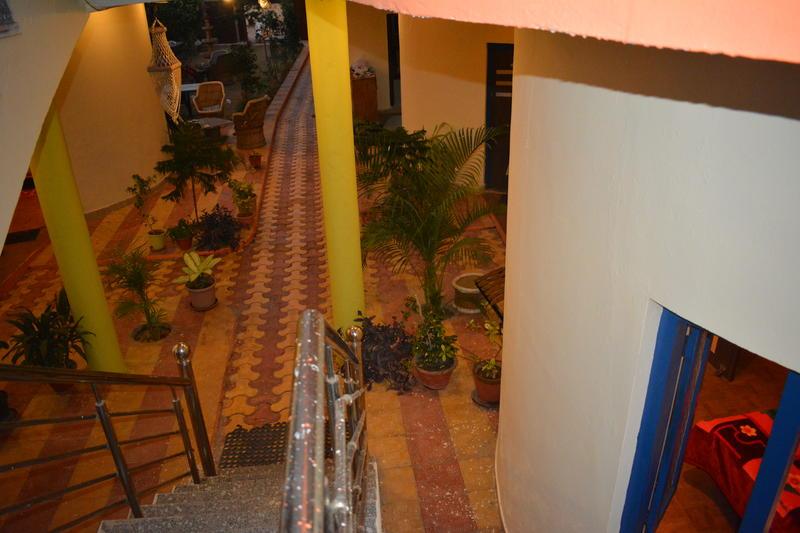 Crashpad Hostel Pushkar