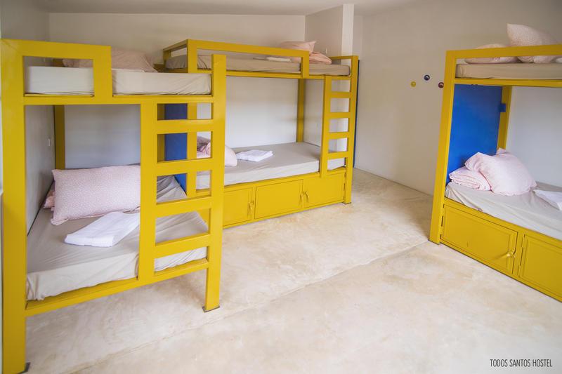 Todos Santos Hostel