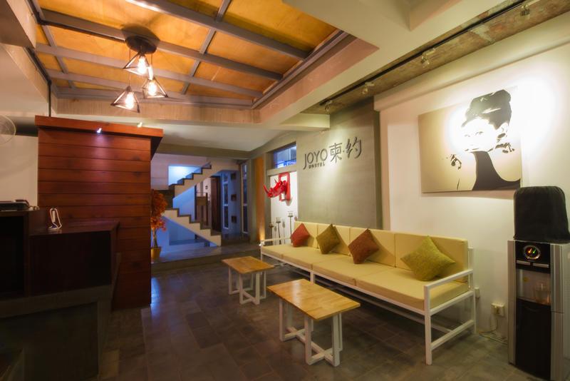 HOSTEL - Joyo Hostel