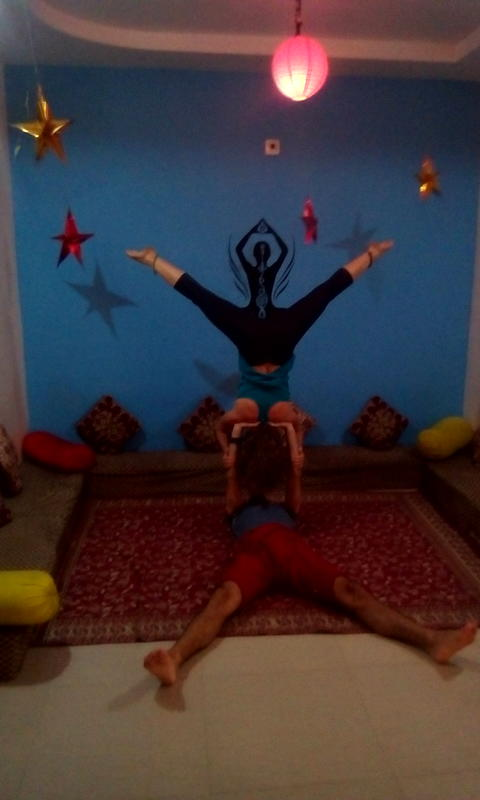 spiritual YOGA guest house