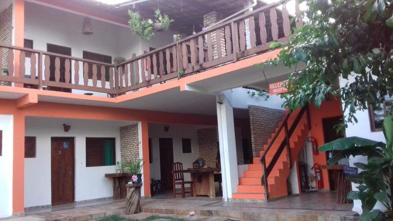 Bora Beach Hostel Pipa
