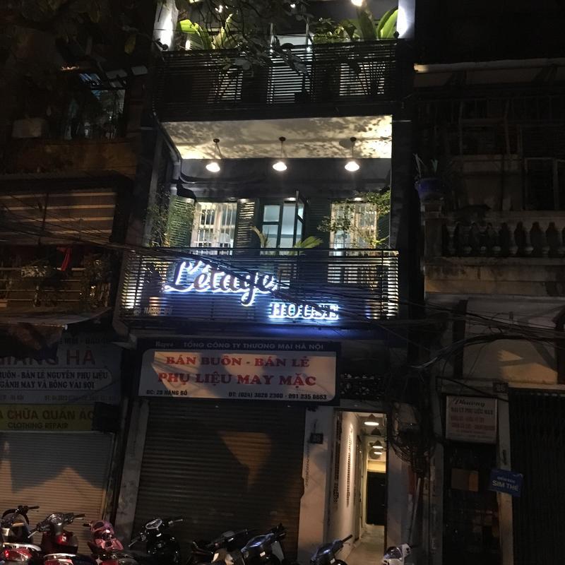 L'etage House