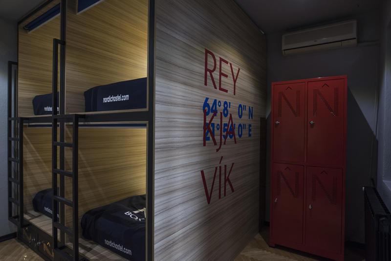 Nordic Hostel N-Box