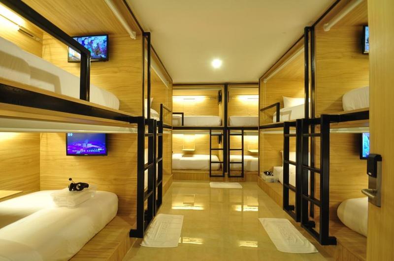 The Bedrooms Hostel