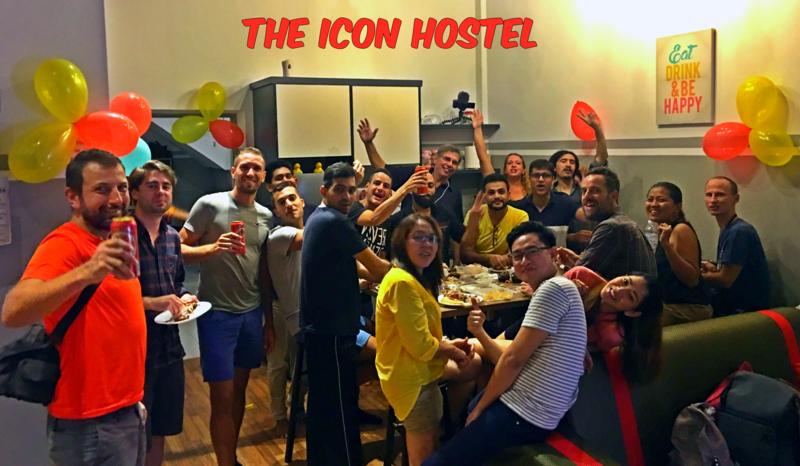 HOSTEL - The Icon Hostel