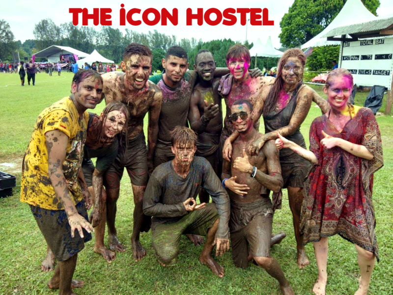 HOSTEL - The Icon Hostel