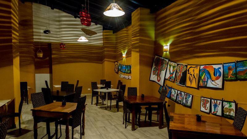 Cafe Zambezi House Of Africa