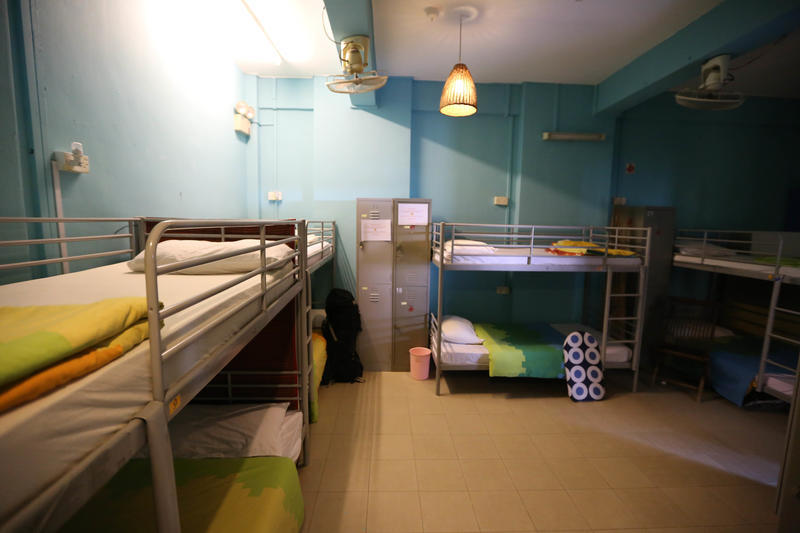 HOSTEL - Fernloft City (Chinatown)