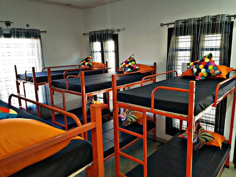Nomads Hostel Amritsar