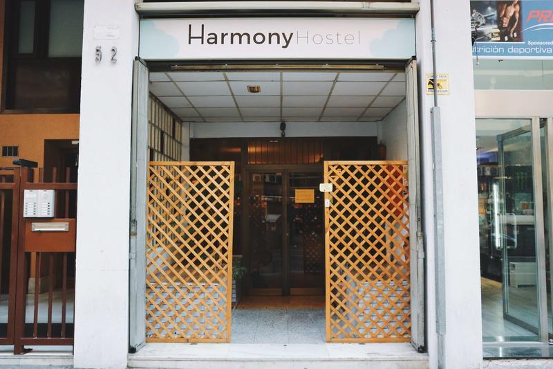 HarmonyHostel