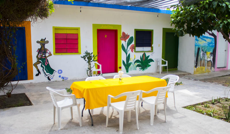 Hostel Alcatraces Cancun