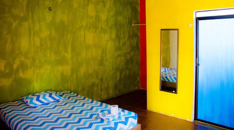 Hostel Alcatraces Cancun